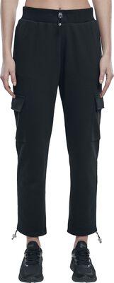 Ladies Cargo Terry Trousers