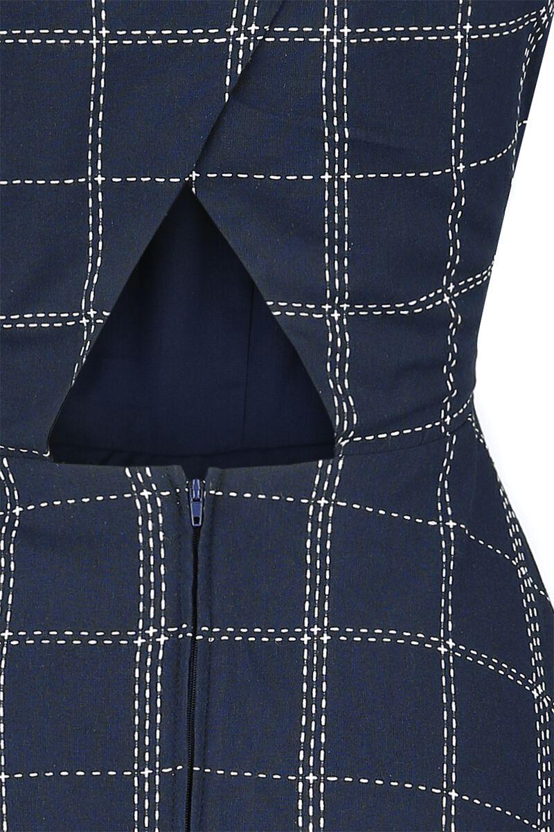 14d65a98b2bb Checkmate Dress | Banned Retro Kort klänning | EMP
