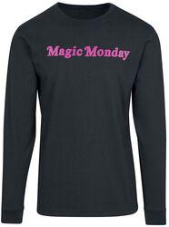Ladies Magic Monday Slogan