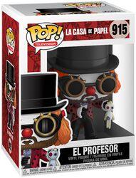 El Profesor vinylfigur 915