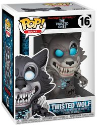 The Twisted Ones - Twisted Wolf vinylfigur 16