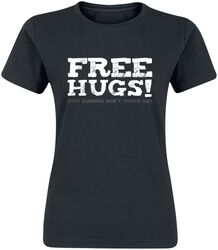 Free Hugs! - Just Kidding, Don't Touch Me!