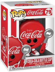 Bottle Cap vinylfigur 79