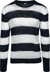 Randig tröja