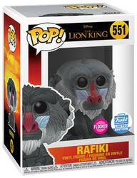 Rafiki (Flocked) (Funko Shop Europe) vinylfigur 551