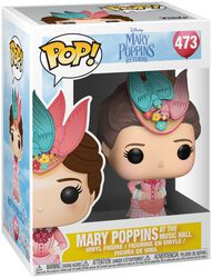 Mary Poppins at the Music Hall vinylfigur 473