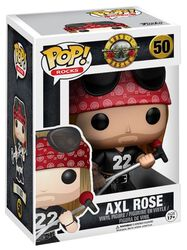 GN'R Axl Rose Rocks vinylfigur 50