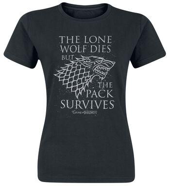 House Stark - Lone Wolf