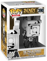 Bendy And The Ink Machine The Projectionist vinylfigur 390