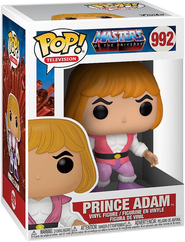 Prince Adam vinylfigur 992