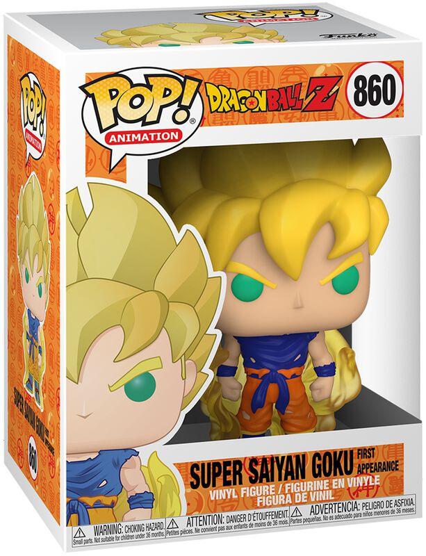 Z - Goku (First Appearance) Vinyl Figur