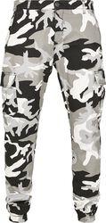 Camo Cargo Jogging Pants 2.0