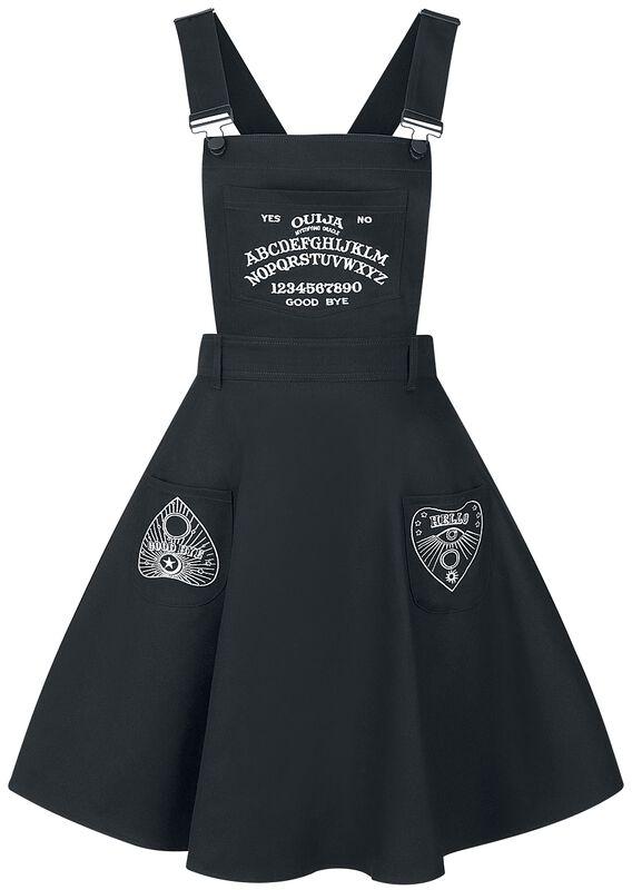 Samara Pinafore Dress