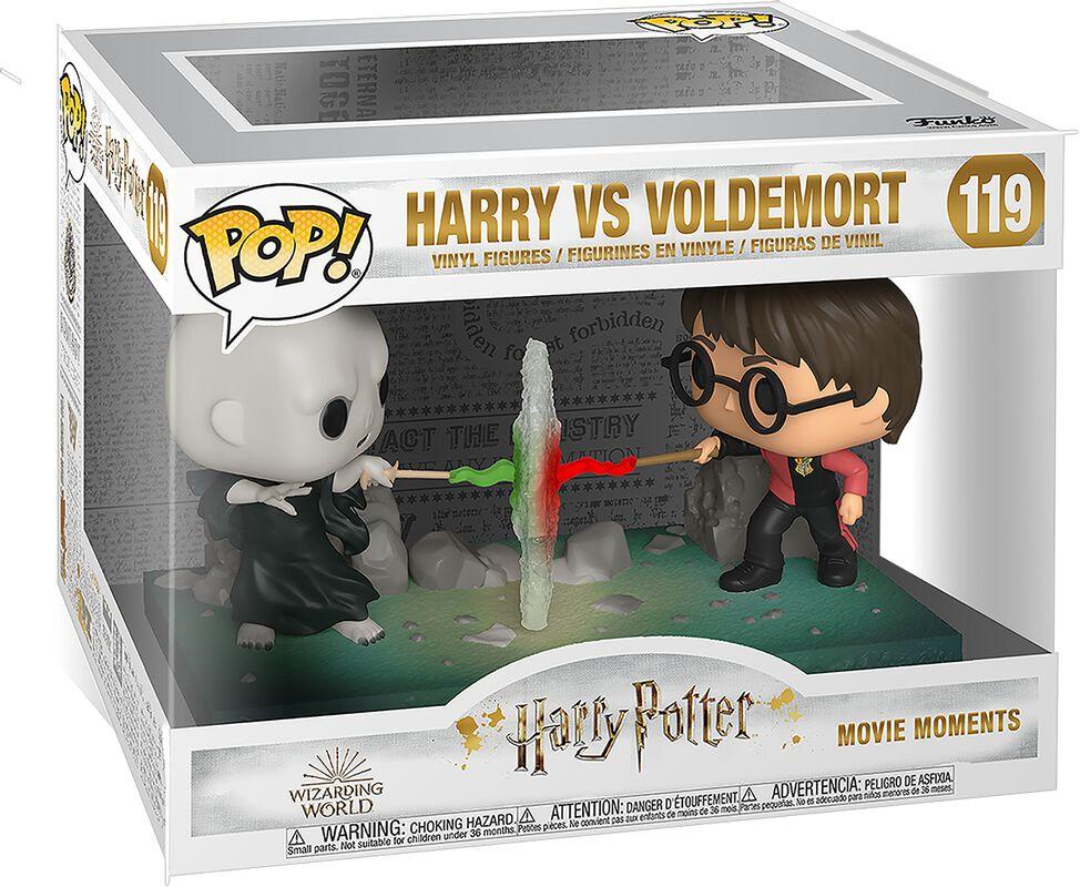 Harry vs. Voldemort (Movie Moments) vinylfigur 119