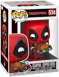 Deadpool (Supper Hero) (Holiday) - vinylfigur 534