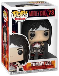 Tommy Lee Rocks Vinyl Figure 73