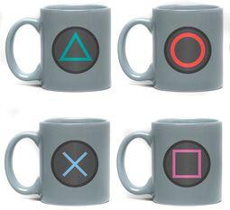 Buttons - Espressomuggset