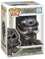 T-51 Power Armor vinylfigur 370