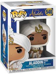 Aladdin Prince Ali vinylfigur 540