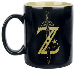 Z-Logo - XXL-mugg