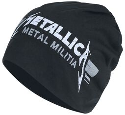Metal Militia Bars - Light Beanie