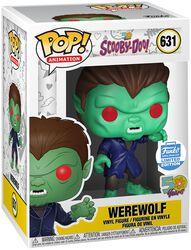 Scooby Doo Werewolf (Funko Shop Europe) vinylfigur 631