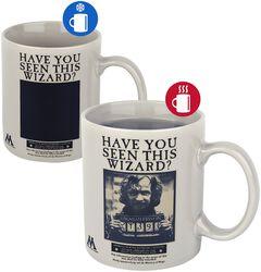 Wanted Sirius Black - Mugg med folietryck