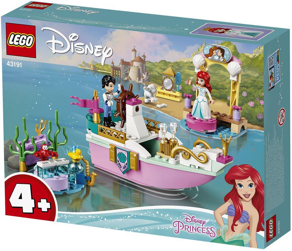 43191 - Ariel's Celebration Boat
