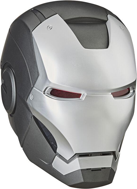 Marvel Legends: Electronic War Machine Helmet