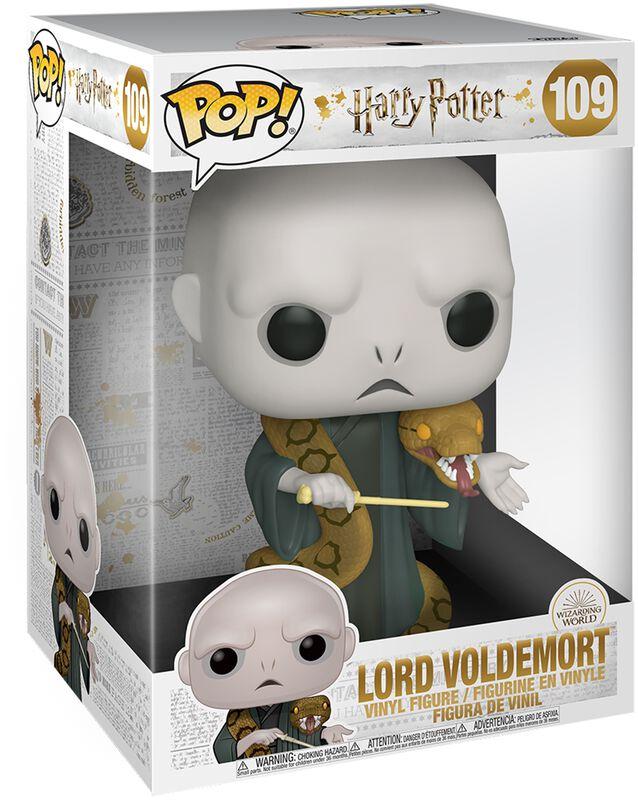 Lord Voldemort (Life Size) vinylfigur 109