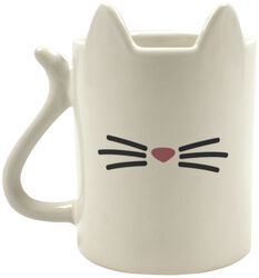 Kaffemugg Djurmotiv Katt