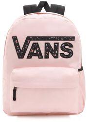 Realm Flying V Backpack Powder Pink