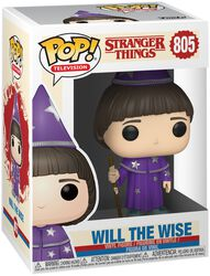 Season 3 - Will The Wise vinylfigur 805