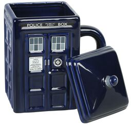 Tardis With Lid