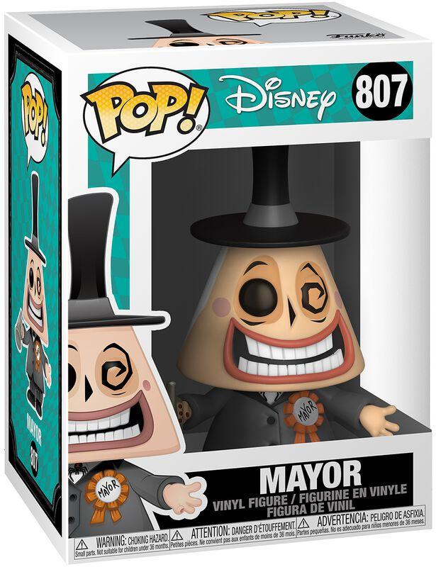 Mayor (Chase-möjlighet) vinylfigur 807