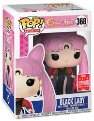 SDCC 2018 - Black Lady vinylfigur 368