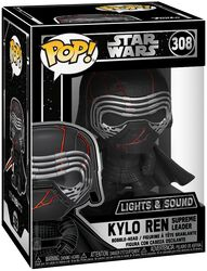 Episode 9 - The Rise of Skywalker - Kylo Ren  (Lights and Sound) vinylfigur 308