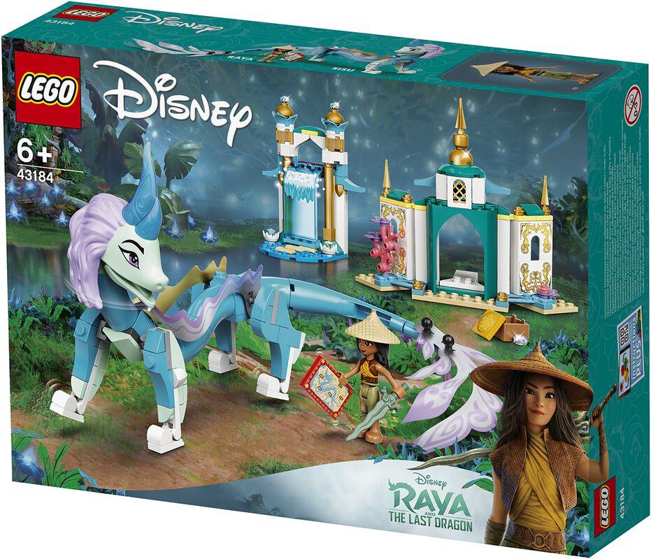 43184 - Raya and Sisu Dragon