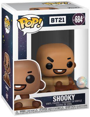 Shooky - vinylfigur 684