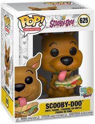 Scooby-Doo vinylfigur 625