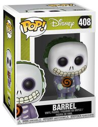 Barrel vinylfigur 408