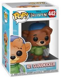 Kit Cloudkicker vinylfigur 442