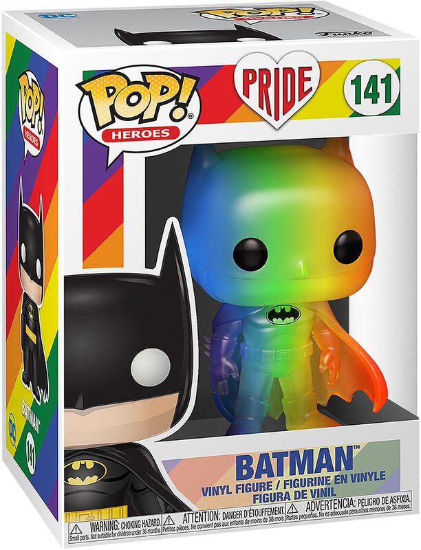 Pride 2020 - Batman (Rainbow) vinylfigur 141