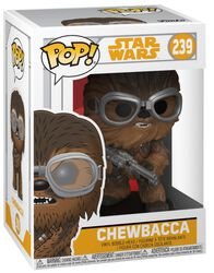Solo  A Star Wars Story - Chewbacca vinylfigur 239 710f95099f359