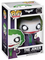 The Dark Knight Trilogy - The Joker vinylfigur 36