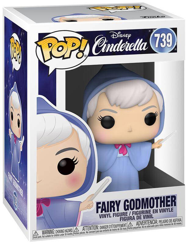 Fairy Godmother vinylfigur 739