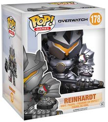 Reinhardt (Supersized) Vinyl Figure 178