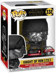 Episode 9 - The Rise of Skywalker - Knight of Ren (War Club) vinylfigur 332