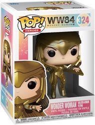 1984 - Wonder Woman Golden Armor Flying vinylfigur 324