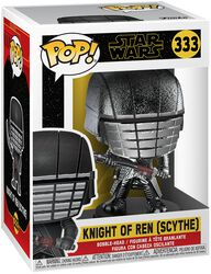 Episode 9 - The Rise of Skywalker - Knight of Ren (Scythe) (Chrome) vinylfigur 333